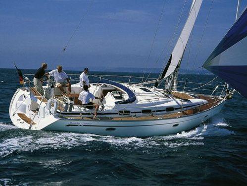 Sailboat Bavaria Cruiser 42 (2021)