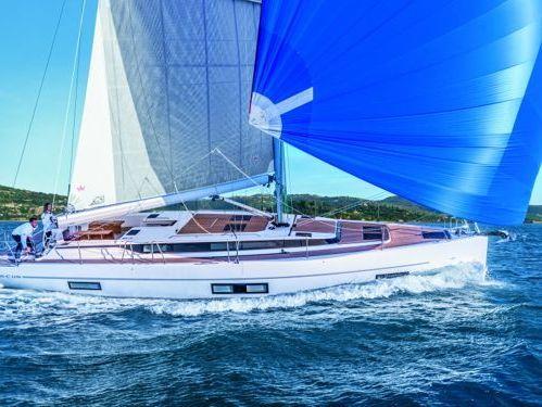 Barca a vela Bavaria C45 Holiday (2018)