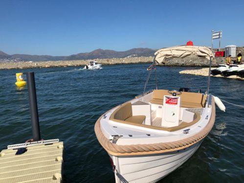 Imbarcazione a motore Silver 495 (2017)