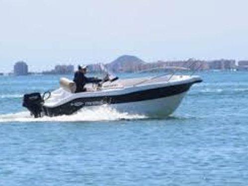 Speedboat Mareti 450 Open · 2018
