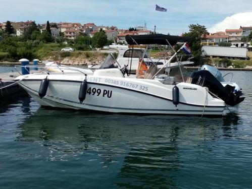 Sportboot Quicksilver 605 Open · 2018