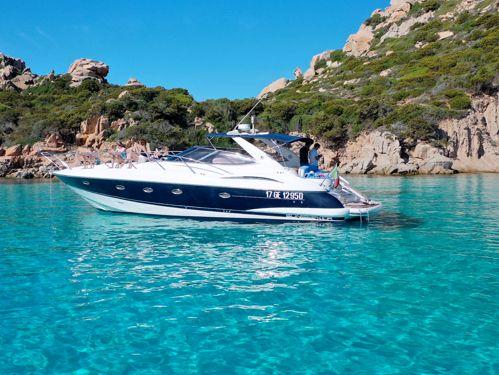 Motorboat Sunseeker Camargue 44 · 2002
