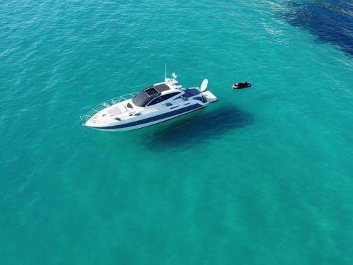 Motorboat Cranchi 47 HT (2007)