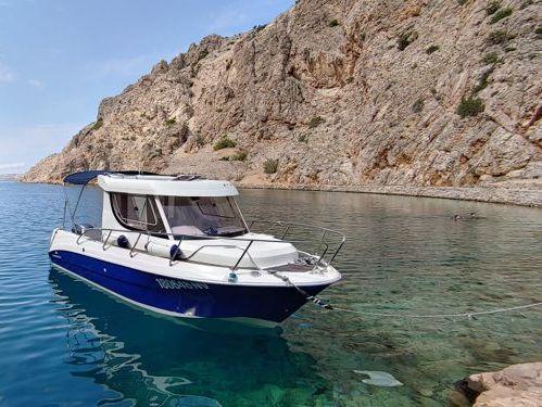 Motoscafo Atlantic Adventure 660 · 2015