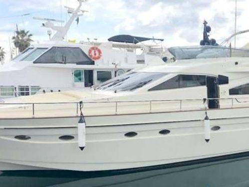 Imbarcazione a motore Astondoa 72 (2012)