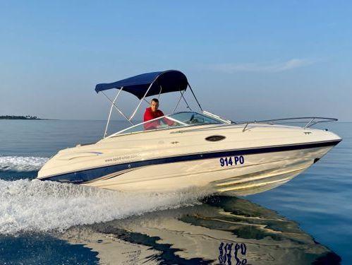 Speedboat Chaparral 250 · 2010