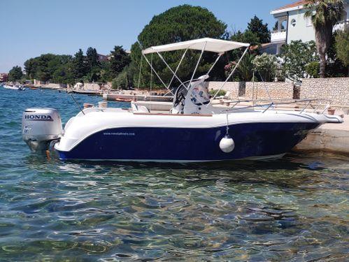 Sportboot Quicksilver Commander 635 (2012)