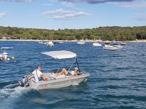 Imbarcazione a motore Cruiser 450 · 2020