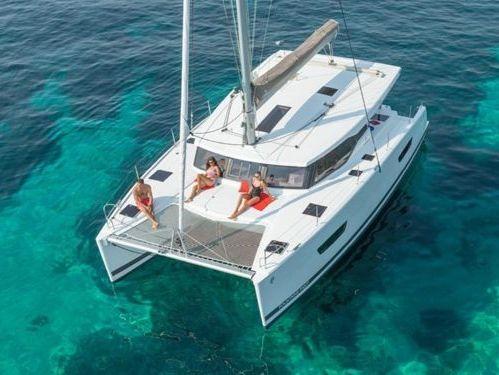 Catamaran Fountaine Pajot Lucia 40 (2020)