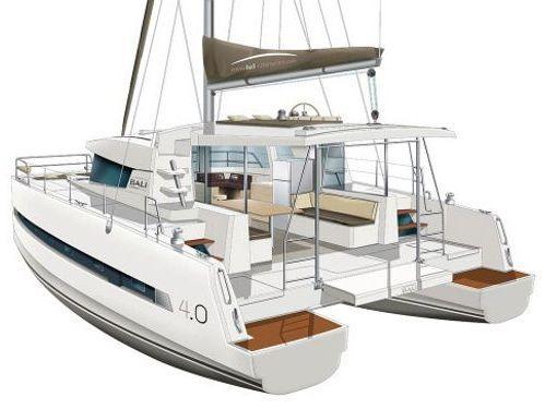 Catamarano Bali 4.0 · 2018