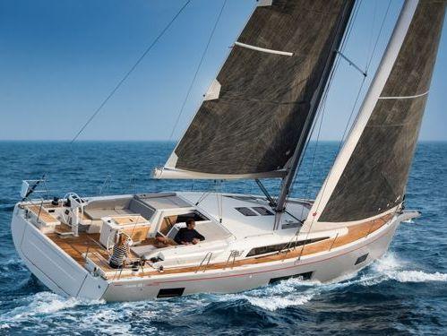 Sailboat Beneteau Oceanis 46.1 (2021)