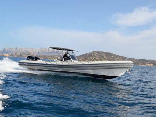 Imbarcazione a motore Novamarine RH 1000 (2014)
