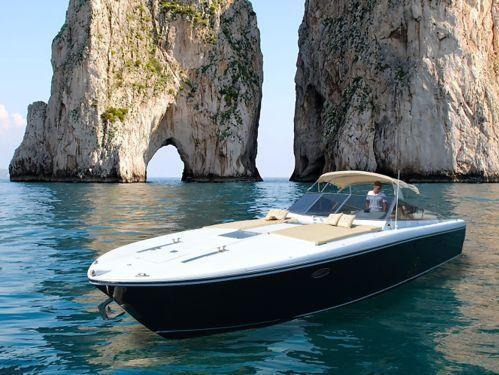Imbarcazione a motore Itama 40 (2003)