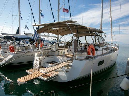 Barca a vela Jeanneau 54 (2018)
