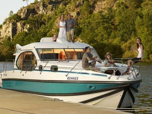 Houseboat Nicols Estivale Quattro S · 2014