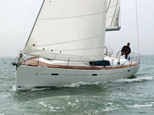 Barca a vela Beneteau Oceanis 43 (2010)