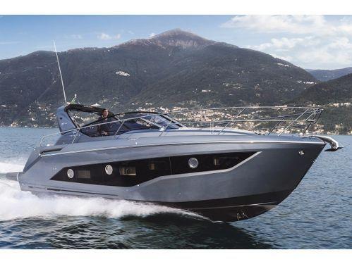 Motorboat Cranchi Z35 (2018)