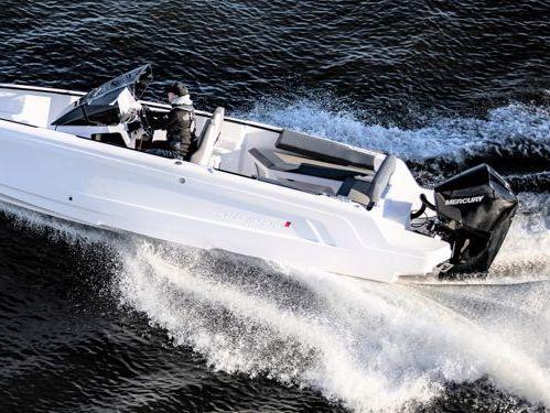 Speedboat Axopar Spyder 22 · 2021