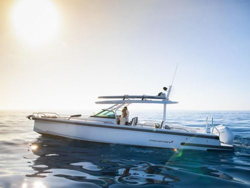 Motorboot Axopar 37 ST · 2020
