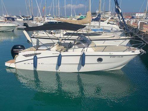 Speedboat Karnic 602 SL · 2020