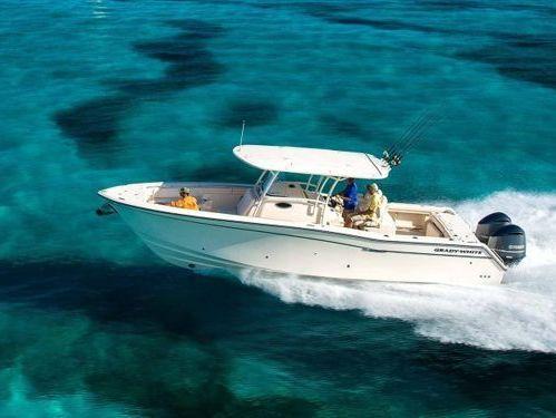 Speedboat Grady White Canyon 336 · 2009