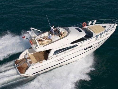 Motorboot Cranchi Atlantique 48 · 2005