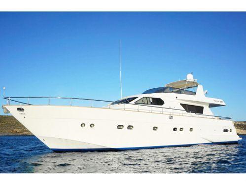 Imbarcazione a motore Alalunga 70 (2003)