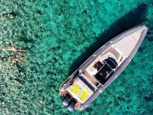 Imbarcazione a motore Ribco Scorpion Seafarer 36 · 2019