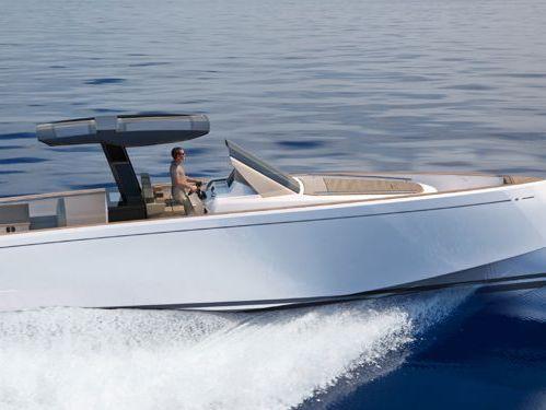 Motorboat Pardo 43 (2020)