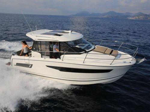Motorboot Jeanneau Merry Fisher 895 · 2021