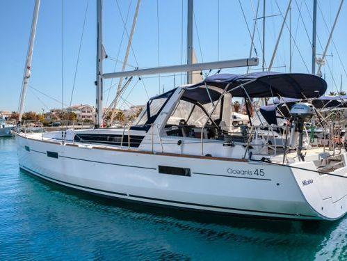 Barca a vela Beneteau Oceanis 45 (2019)