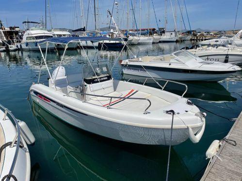 Motorboat Selva 17 · 2015