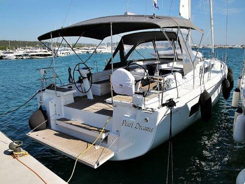 Sailboat Beneteau Oceanis 51.1 (2020)
