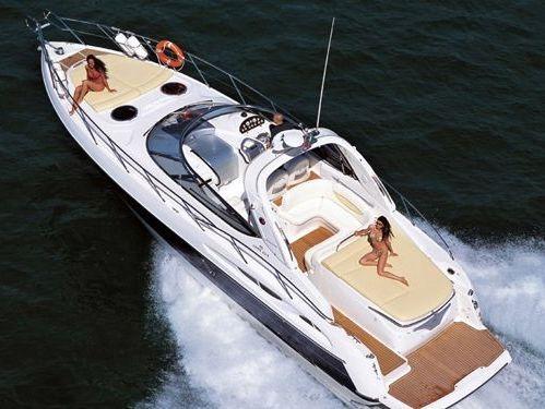 Motorboot Cranchi Endurance 41 · 2006