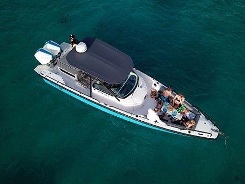 Motorboat Axopar 28 TT (2021)