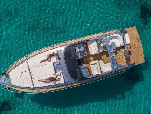 Motorboat Cranchi Mediterranee 41 · 2001