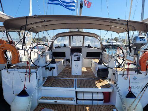 Barca a vela Jeanneau Sun Odyssey 490 (2019)