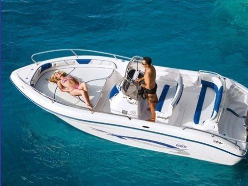 Speedboat Ranieri Soverato 5.45 · 2012