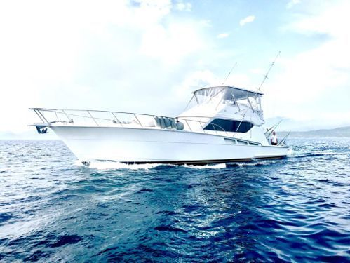 Imbarcazione a motore Hatteras 60 · 1999