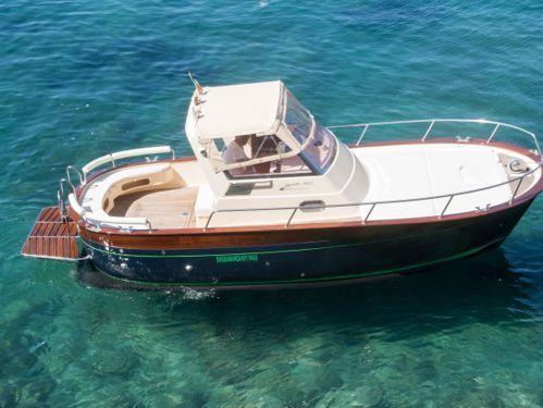 Motorboat Tecnonautica Jeranto 750 · 2002