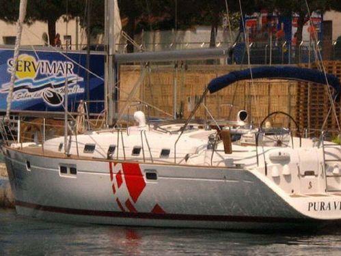 Velero Beneteau Oceanis 461 · 2001