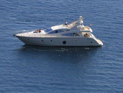 Imbarcazione a motore Aicon 64 · 2009