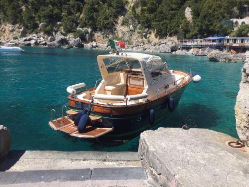 Imbarcazione a motore Apreamare Smeraldo 9 · 2000