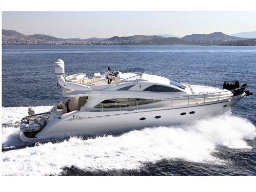 Motorboat Aicon 54 Fly · 2010