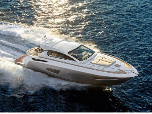Motorboot Azimut Atlantis 50 · 2017