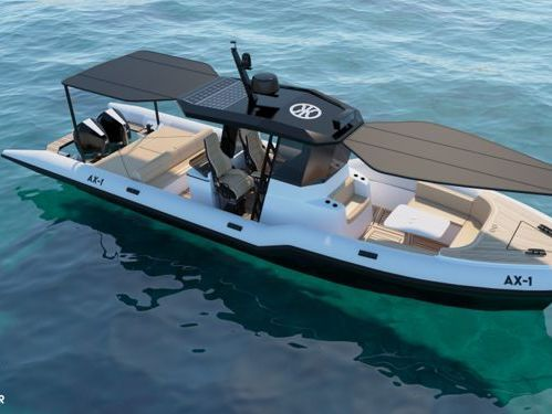 Speedboat Rafnar 1200 · 2021