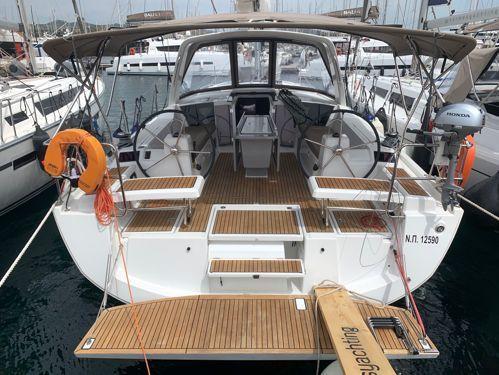 Segelboot Beneteau Oceanis 41.1 (2020)