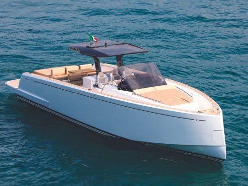 Imbarcazione a motore Pardo 43 (2021)