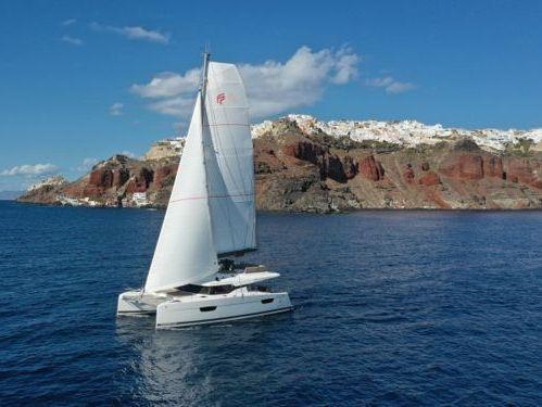 Catamarano Elba 45 · 2020