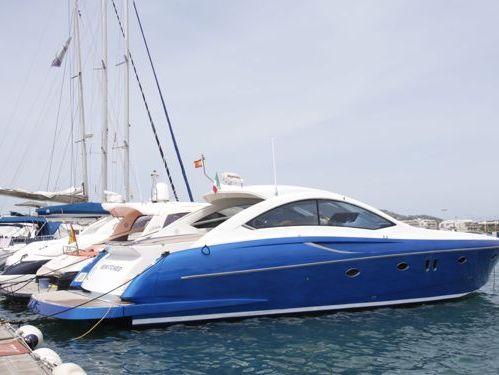 Imbarcazione a motore Numarine 55 (2008)